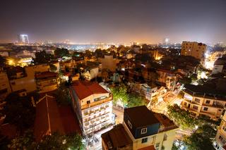 Hanoi Night View