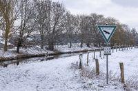 Naturschutzgebiet Dinkelwiesen, Nienborg