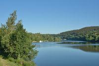 am Kronenburger See in der Eifel,Nordrhein-Westfalen,Deutschland