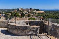 Fort Saint-Andre in Avignon - Provence France