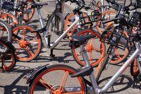 Mobike Fahrradverleih Berlin