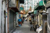 Mullaedong artist village street