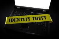 Identity Theft computer crime scene
