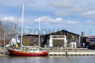 Museumshafen Greifswald