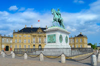 Equestrian statue of Frederik, Copenhagen
