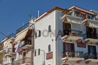 Residential House in Zakynthos Island, Ionian Sea, Greece, Europe.