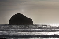 Trebarwith - Sonnenuntergang - II - Cornwall - UK