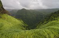 Varandha Ghats a mountain passage on the crest of the Western Ghats with scenic waterfalls, lakes and dense woods, Mahad, Maharashtra.