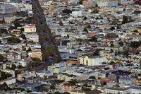 San Francisco cityscape at day
