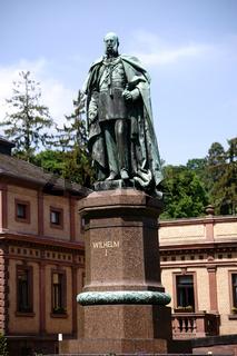 Skulptur Kaiser Wilhelm I.