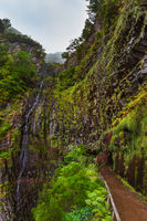 Risco levada in Madeira Portugal