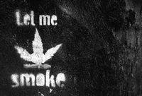 Let me smoke message