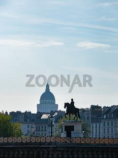 Historische Gebäude in Paris, Frankreich