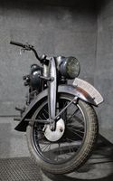 German military motorcycle DKV