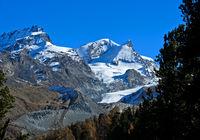 Zermatter Gipfel,  Zermatt, Wallis, Schweiz