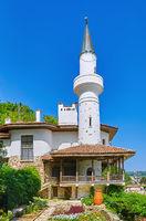 Mansion-house with Minaret