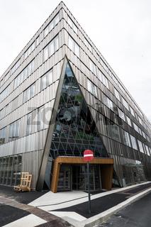 Moderne Architektur in Norwegen