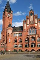 Rathaus Köpenick Berlin Deutschland