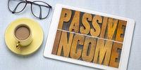passive income - financial concept