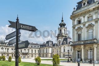 Schloss Festetics, Ungarn   Festetics Palace, Hungary