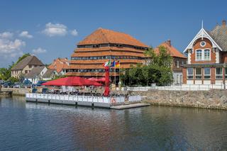 Kornspeicher auch Pagodenspeicher in Neustadt in Holstein