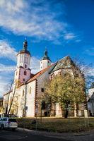 Dom St. Marien in wurzen, deutschland