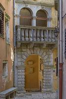 Impressionen aus Labin in Istrien