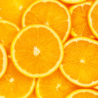 Oranges citrus fruits orange collection food background square fresh fruit