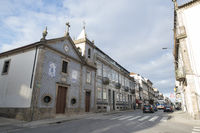 EUROPE PORTUGAL PORTO ESPINHO TOWN