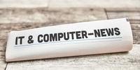 IT  Computer News in Zeitung