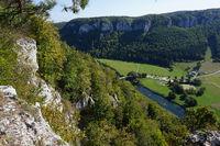 Naturpark Obere Donau bei Beuron-Hausen, Schwäbische Alb