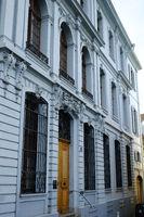 Basel, Weisses Haus und Blaues Haus