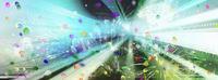 linien raum bewegung ziel treffpunkt konfetti