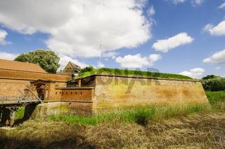 Festung Dšömitz, Mecklenburg-Vorpommern, Deutschland