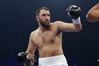 Boxer Hughie Fury