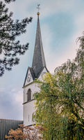 Pfarrkirche St. Nikolaus, Fußach, Vorarlberg, Oesterreich