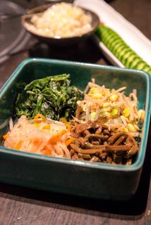 Korean preserved vegetable