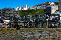 Fisch Reusen - II- Port Isaac- Cornwall - England