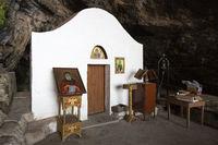 Felsenkirche St. Antonios bei Agios Ioannis, Kreta, Griechenland