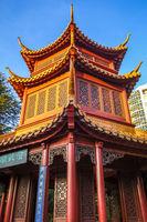 Pagoda in Chinese Garden, Sydney, Australia