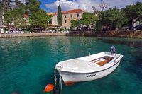 Cavtat Hafen