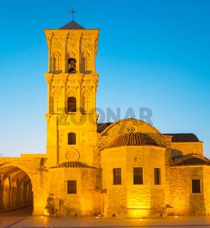 Church Saint Lazarus Larnaca Cyprus