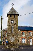 St Teath - Kriegsdenkmal - Cornwall- England