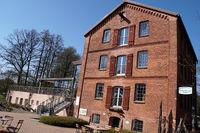 historische Woltersburger Mühle an der Wipperau