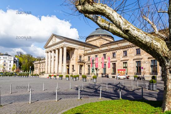 Kurhaus Wiesbaden. 11.04.2018.