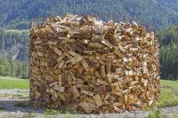 Brennholz für das ganze Jahr