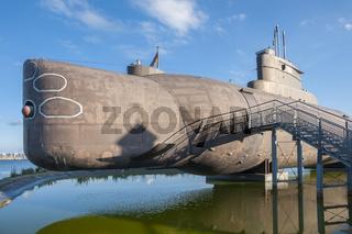 U-Boot U11  in Burgstaaken