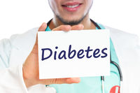 Diabetes sugar disease doctor ill illness healthy health