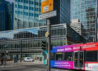Tram in Frankfurt