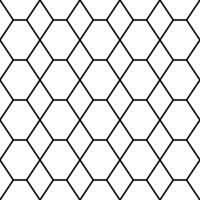 Seamless geometric pattern .Black and white color.